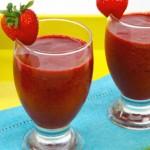 ягодный смузи