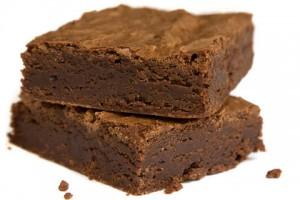 Нежный шоколадный кекс (брауни)